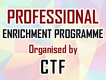 Professional Enrichment Programme